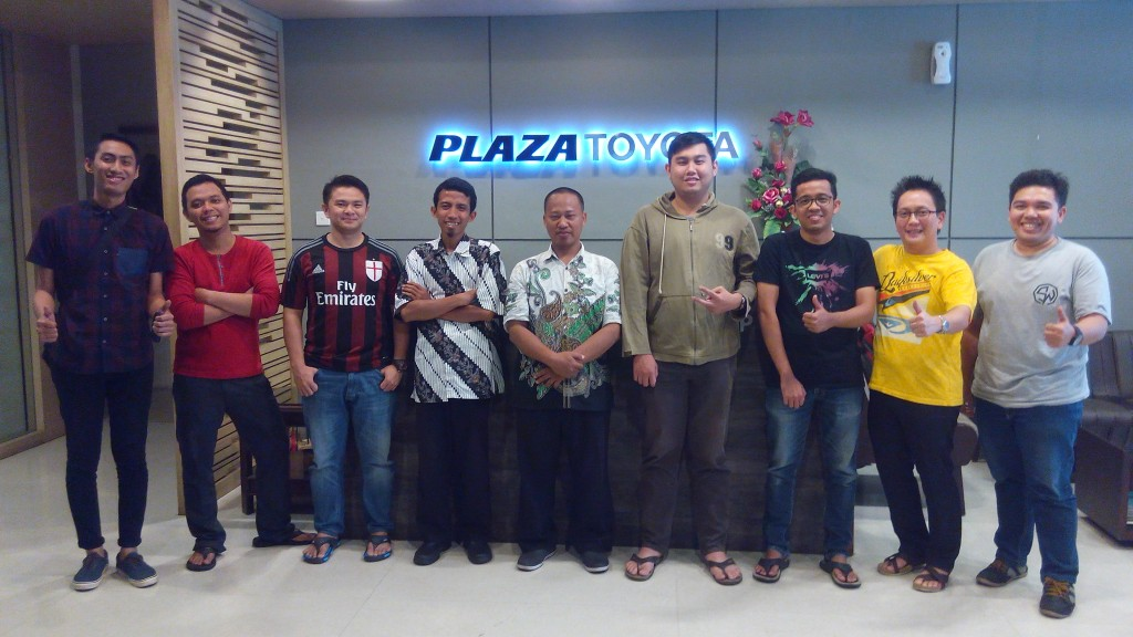 Training SEO Toyota
